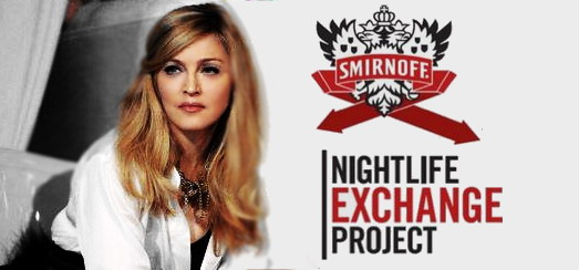 Madonna and the Smirnoff Partnership Continues in 2012