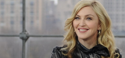 Anderson Cooper interview with Madonna [HQ Promo Shots]