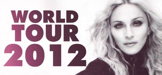 Madonna 2012 World Tour – Casting for Female Dancers
