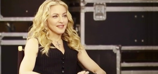 Madonna interview by Bob Costas – Super Bowl [NBC]