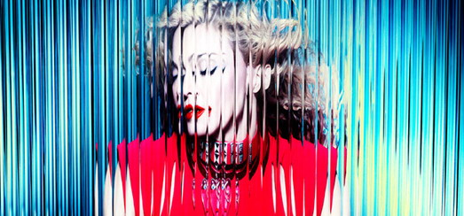 MDNA Standard Edition – Cover Revealed [No Logo]