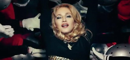 "US Charts – Madonna's ""Give me all your Luvin'"" is #13  in this Week's Billboard Hot100"