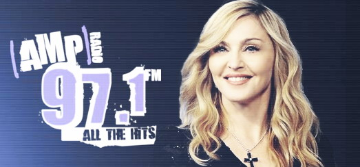 Madonna interview by Carson Daly [AMP Radio]