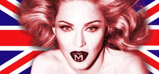 Madonna est la plus grande vendeuse de singles de tous les temps au Royaume Uni