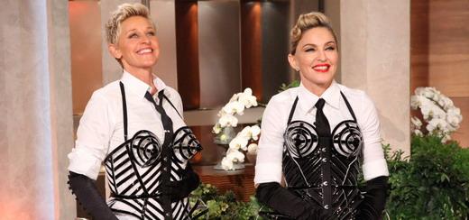 Madonna au Ellen DeGeneres Show [Emission en entier]