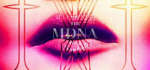 Le MDNA Tour DVD sera filmé à Miami