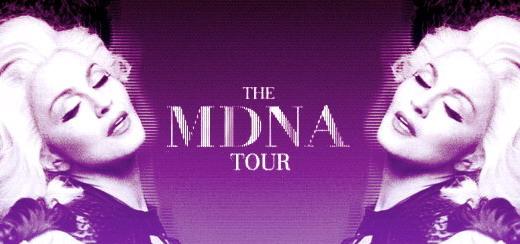Les recettes du MDNA Tour 2012 – Partie 5 : COMPLET!