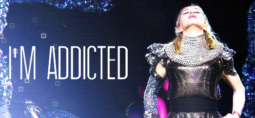 Madonnarama présente « I'm Addicted » [MDNA Tour Video - HD]