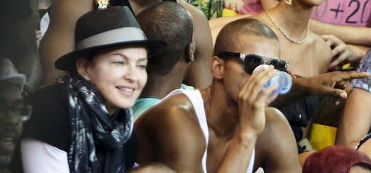 Madonna de sortie à Rio de Janeiro [6 et 7 décembre 2012]