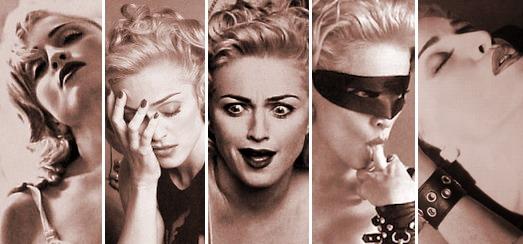 Sex de Madonna numéro 1 des 100 livres épuisés les plus recherchés aux USA en 2012