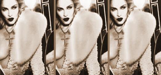 Madonna exhibe un sein dans la nouvelle pub pour «Truth or Dare by Madonna»
