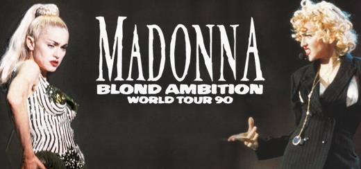 Joyeux 23ème anniversaire au «Blond Ambition Tour»