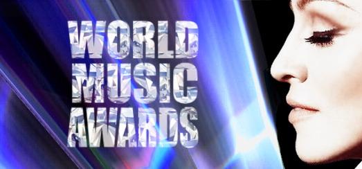 Madonna nommée pour six World Music Awards