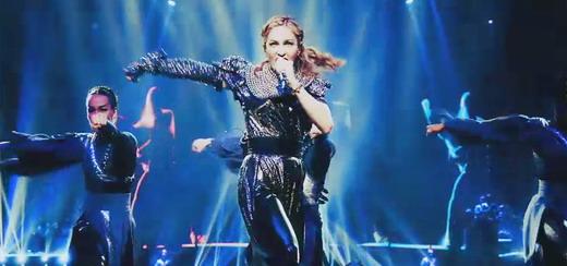 Nouvel Extrait du MDNA Tour DVD : Vogue, I'm Addicted et Celebration