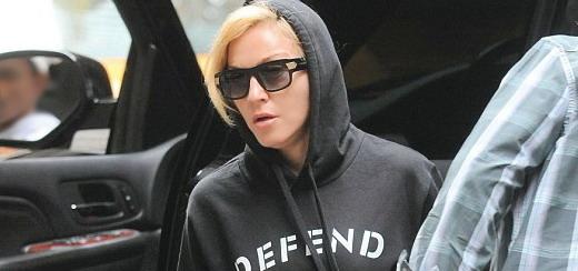Madonna au centre de Kabbale à New York [18 mai 2013]