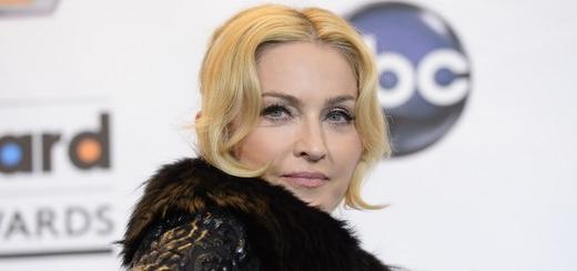 Madonna dans la Press Room des Billboard Music Awards [19 mai 2013]
