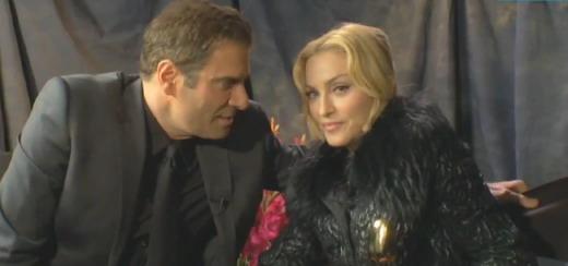 Madonna en interview avec Jerry Penacoli pour Extra [Vidéo]