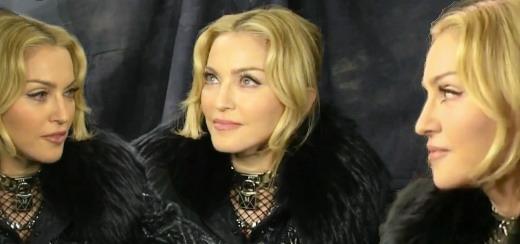 Madonna évoque son âge et son DVD pour Extra [Interview Partie 2 - HD]