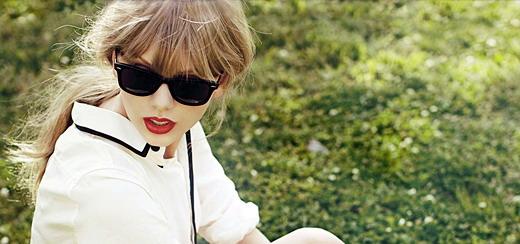 Taylor Swift prend exemple sur Madonna