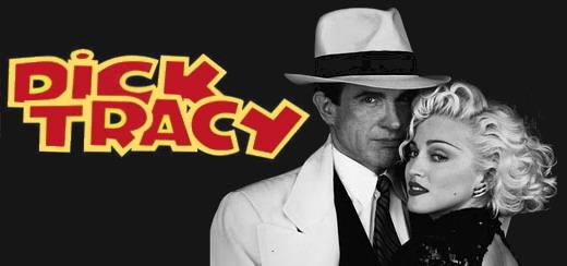 Une édition limitée «Dick Tracy» en Blu-Ray pour l'Europe