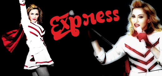 Madonnarama présente «Express Yourself» [MDNA Tour Video - HD]