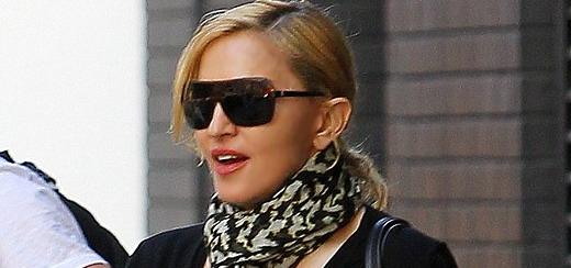 Madonna dans les rues de New York [29 mai 2013]