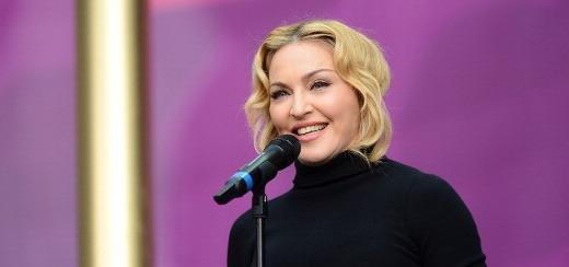 Madonna au concert Sound of Change [1 juin 2013]