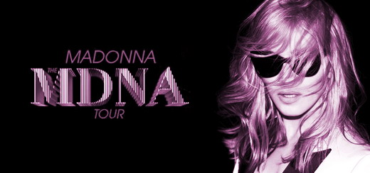OFFICIEL: Le MDNA Tour de Madonna prévu en DVD et Blu-ray, 26 Août (à l'international) et le 27 Août (USA, Canada) chez Universal/Interscope Records
