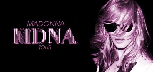 OFFICIEL: Le MDNA Tour de Madonna prévu en DVD et Blu-ray, 26 Août (à l'international) et le 27 Août (USA, Canada) chez Universal/Interscope Records