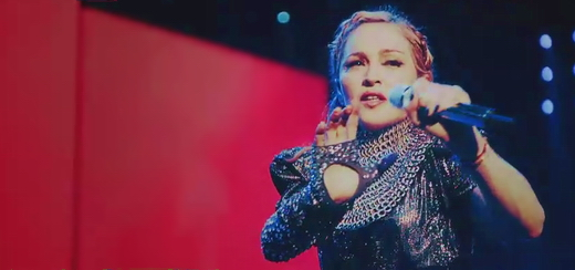 Nouveau teaser MDNA Tour « There's Only One Queen & That's Madonna » par Epix