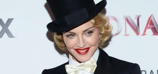 Première mondiale de «Madonna: The MDNA Tour» au cinéma Paris de New York [18 Juin 2013]