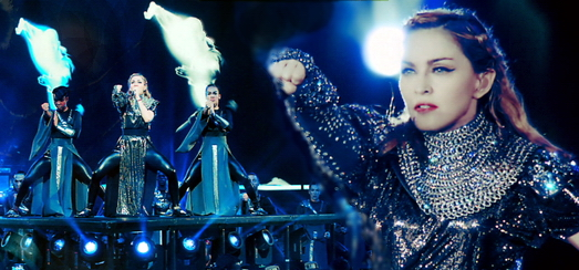 Teaser «I'm Addicted» – MDNA Tour [720p HD]