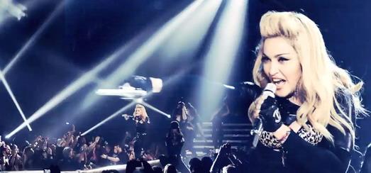 Teaser «Revolver» MDNA Tour et plus encore…
