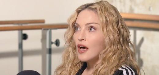 Madonna: Je danserai encore à 90 ans [Interview GMA]