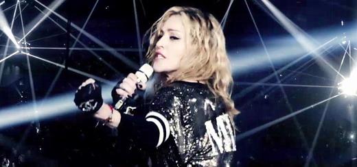 Madonna: The MDNA Tour [Vidéos]