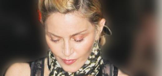 Madonna dans les rues de Manhattan [28 juin 2013]