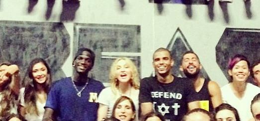 Madonna célèbre la Bar Mitzvah de Rocco au Bklyn Beast de New York [13 juillet 2013 – Photos]