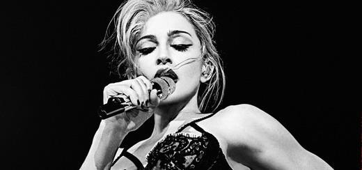 Photos Promo du DVD «Madonna: The MDNA Tour» par Epix