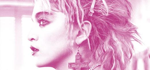 Richard Corman: Madonna NYC 83 [Visuels & Détails]