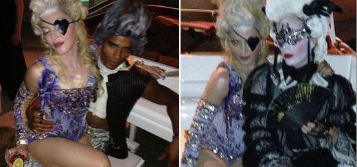 L'anniversaire de Madonna à Nice [17 août 2013 – Photos]