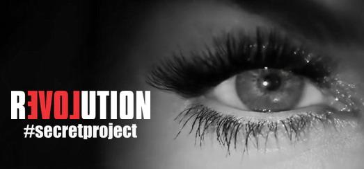 Le #SecretProjectRevolution sera dévoilé le 24 septembre