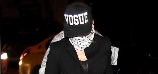 Madonna au centre de Kabbale à New York [13 septembre 2013]