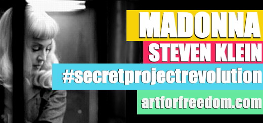 Le #SecretProjectRevolution de Madonna, disponible sur BitTorrent & YouTube