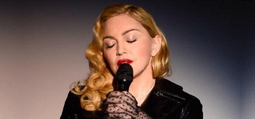 Madonna à la première du #SecretProjectRevolution à New York [24 septembre 2013 – Photos & Vidéos]