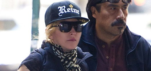 Madonna au centre de Kabbale à New York [28 septembre 2013 - Photos & Vidéo]