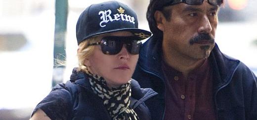 Madonna au centre de Kabbale à New York [28 septembre 2013 – Photos & Vidéo]