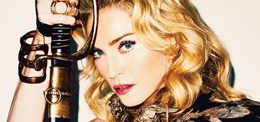 Madonna par Terry Richardson pour Harper's Bazaar [Numéro de novembre 2013]