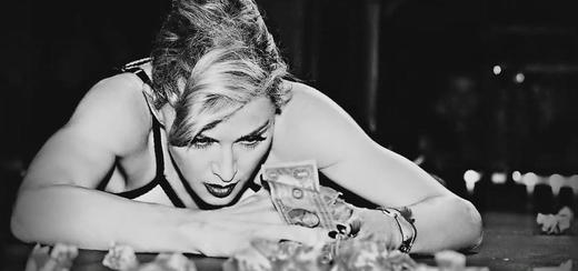 Madonna au sommet du Top 25 Forbes des musiciens les mieux payés