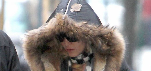 Madonna au centre de Kabbale à New York [21 décembre 2013]