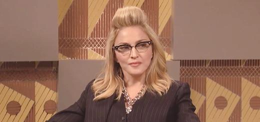 Madonna fait une apparition surprise à Saturday Night Live [Vidéo Intégrale]